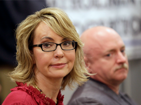 Gabby Giffords' Gun Control Tour: Like It Never Happened
