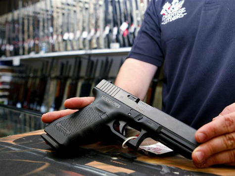 Defensive Handgun Sales 'Boom' Post-Santa Barbara