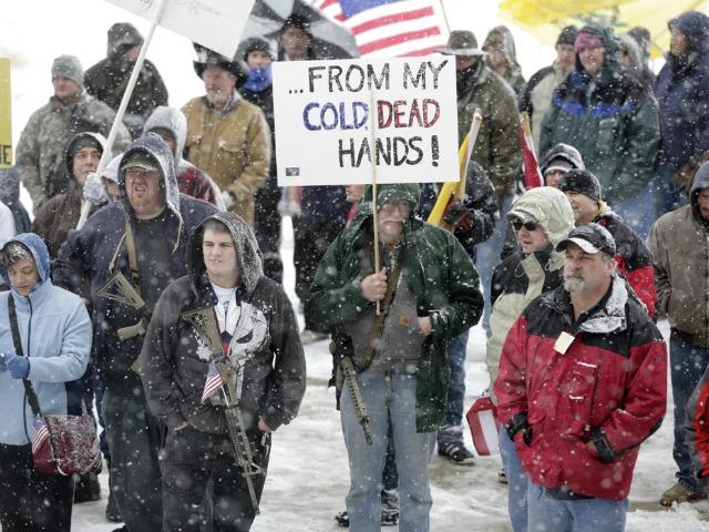 New Jersey Gun Control Push Drove Up Gun Sales, NRA Memberships