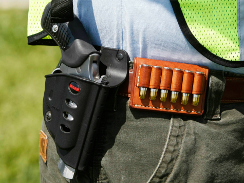 Utah Legislators Move to Protect Ability of Citizens to Open-Carry Firearms