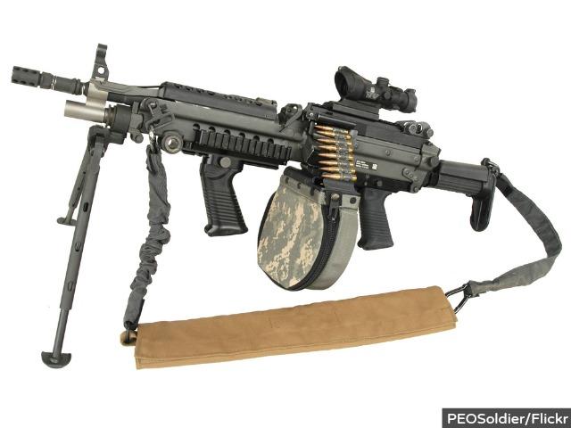 'Machine Gun Tourism' Thriving in Las Vegas