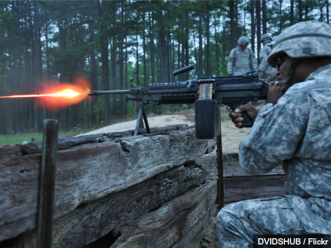 Army Developing Tracer Round Only Shooter Can See