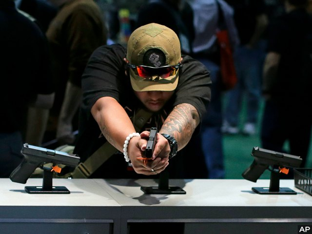 Shot Show: Gun Retailers Urged to Get Political, Connect with Grassroots
