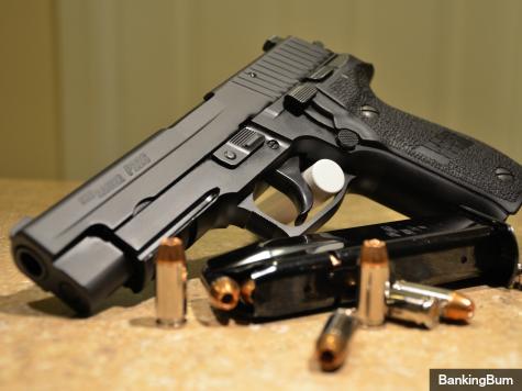 San Joaquin County Sheriff's Department Pulls Deputies Because Their Guns Won't Fire