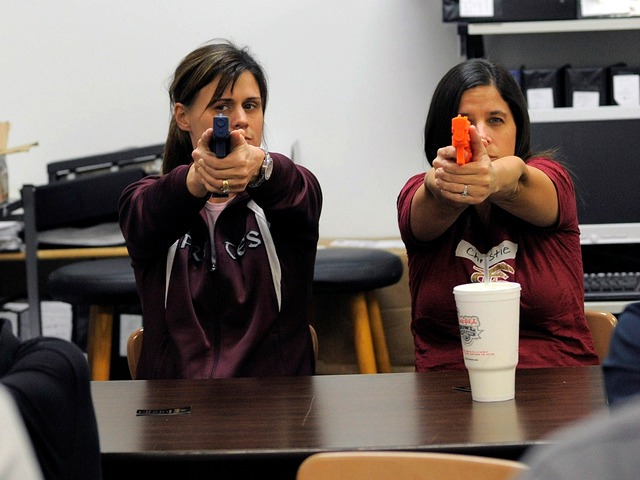 More Women Getting Concealed Carry Licenses in Florida