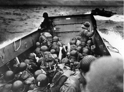 D-Day: War Then. War Now
