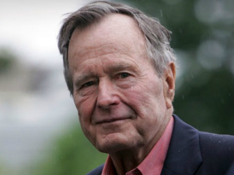 George H.W. Bush Objects To Image In Nunn Ad
