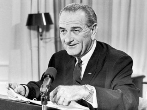 'The Week': LBJ Ruined Big Government by Talking it Up Too Much