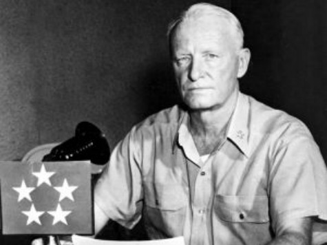 Adm. Chester W. Nimitz's WWII Operational Diaries Released Online