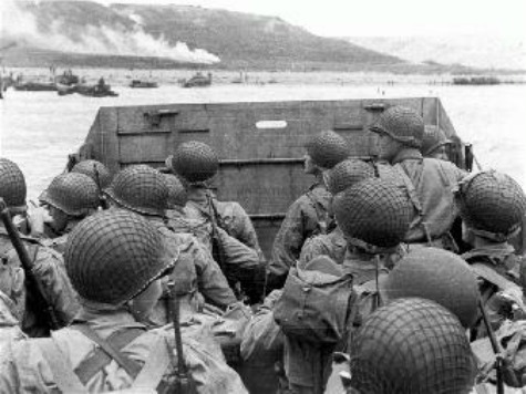 10AM-1PM EST: 'Breitbart News Saturday' On SXM 125: 'Battle for Normandy Special'