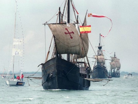 Christopher Columbus' 1492 Santa Maria Ship Found?