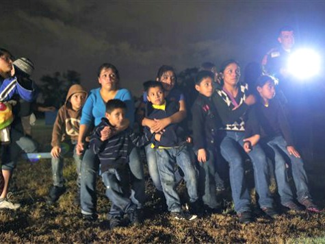 Timeline: Border Surge Began a Few Months After Obama's First Executive Action on Immigration