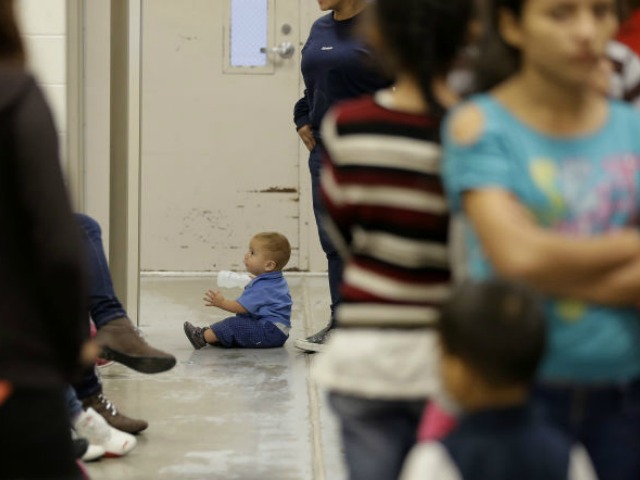 Report: 378 Toddlers Among Illegal Immigrant Border Surge