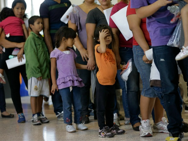 Immigration Authorities: 66,127 Juveniles Detained So Far This Year