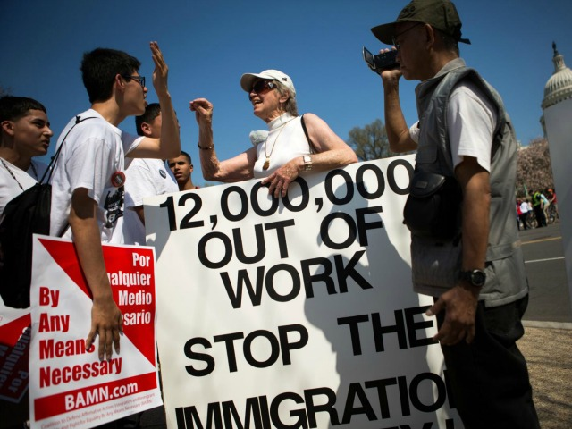Pew Poll: Majority of Republicans Dissatisfied with GOP on Illegal Immigration