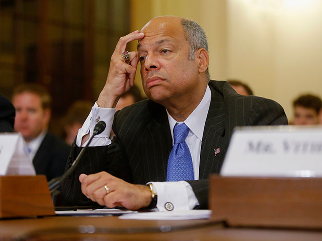 DHS Secretary Jeh Johnson: Obama's Executive Order Is Not Amnesty