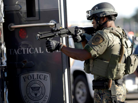 Rand Paul: Police Militarization Makes Americans, Esp. Blacks, Feel 'Gov't Is Targeting Them'