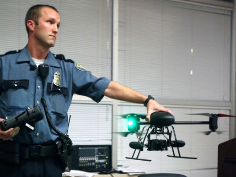 North Dakota Cops Say Drones Are Their 'Vanguard' to Fight Crime