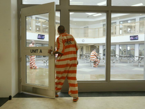 California Prison Early Release Turns into Flood