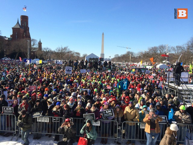 March for Life Attendees Expect 2014 to Be Huge Year for Life Movement