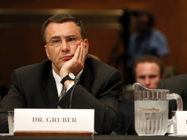 Jonathan Gruber 1 Year Ago: 'Short Attention Span Of American Public' Will Help Them Forget About Disastrous ACA Rollout (Video)