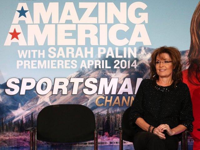 Sarah Palin: 'Would Be Fun' to Be Conservative Oprah, Ellen