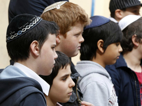 Merkel Pledges Armed Guards To Protect Synagogues Over Jewish Holiday Season