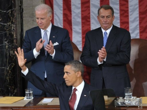 Obama's Jekyll and Hyde Routine
