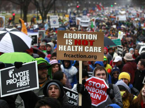 Liberal Media Bemoans Pro-Life Activists' Success In Restricting Abortion