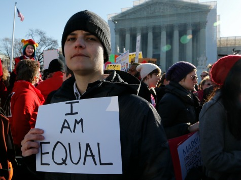 Why Aren't Any of the Biggest U.S. Law Firms Defending Traditional Marriage?