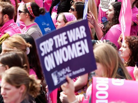 Desperate: Common Core Pulled into Phony 'War on Women'