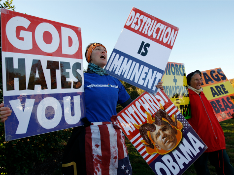 Westboro Baptist Church Targets Tech Companies in Upcoming 'God Hates the Media' Tour