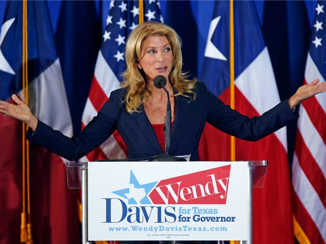 Wendy Davis Camp 'Less than Truthful' About Role Barring Press From Speech