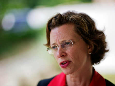 Michelle Nunn Fails to Denounce Race-Baiting Ferguson Mailers in Georgia Senate Race