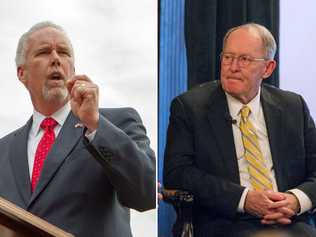 Joe Carr vs. Lamar Alexander: The Tea Party's Last Stand in the Senate
