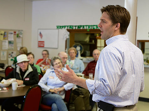 Ted Cruz Endorses Ben Sasse, Will Attend Nebraska Rally with Palin, Lee