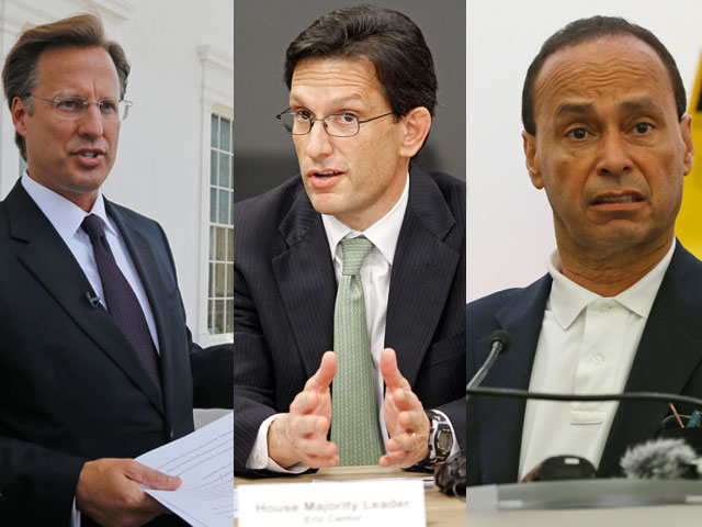 Cantor Race Could End Amnesty Dream For 2014