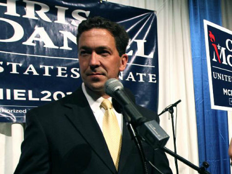 AP: McDaniel Runs to 'Save the Republic'