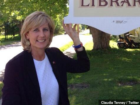 Claudia Tenney Hopes to Ride David Brat Wave to Victory over Richard Hanna