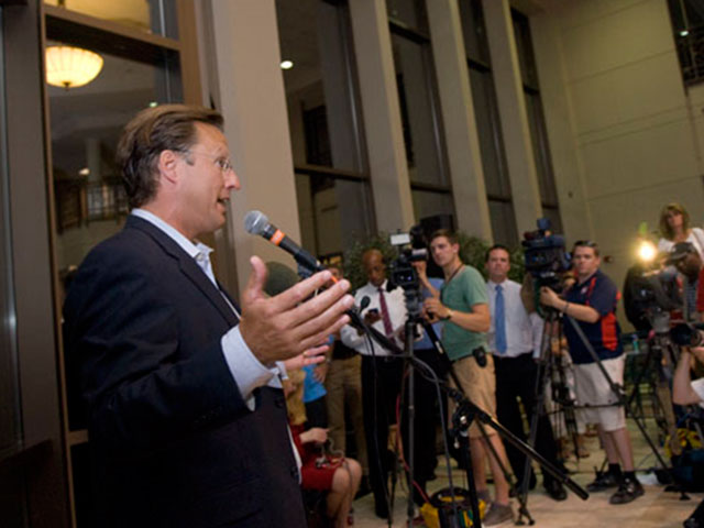 David Brat On His Amazing Victory: 'It's Like My Life Dream On Steroids, Right?'
