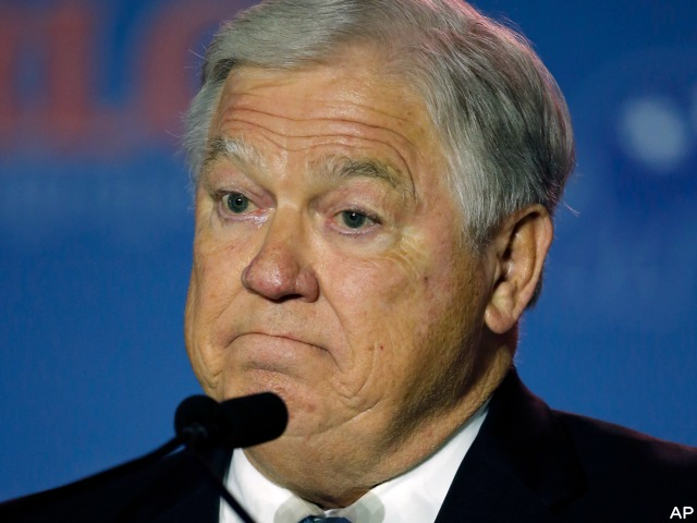 MS Dem Party Chairman on Haley Barbour: My 'Mission in Life' Is to 'Catch That Big Fat Boar, Cut Him and Fry Him out for Lard'