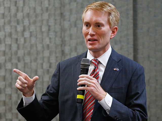 Rep. James Lankford Wins GOP OK Senate Nom.