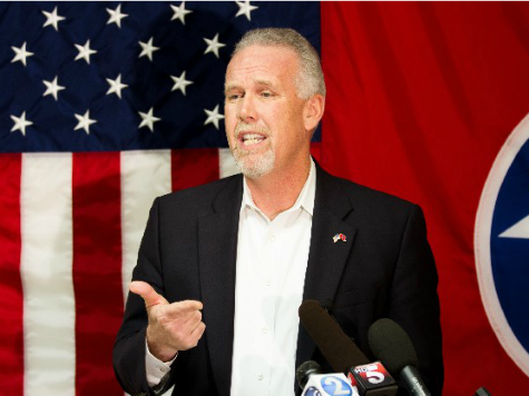 Tea Party Rally Won't Include Alexander's Tea Party Challenger