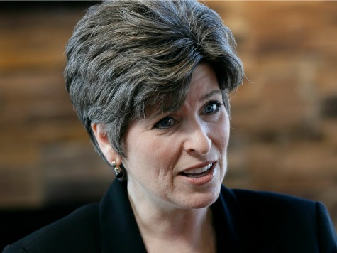 Ernst Says Open To Tax Increases, Wouldn't Repeal DACA