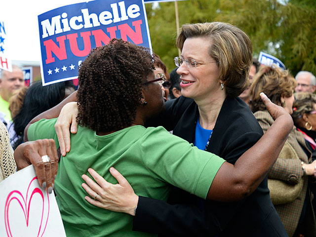 Three New Ads Hit Michelle Nunn in Georgia Senate Race