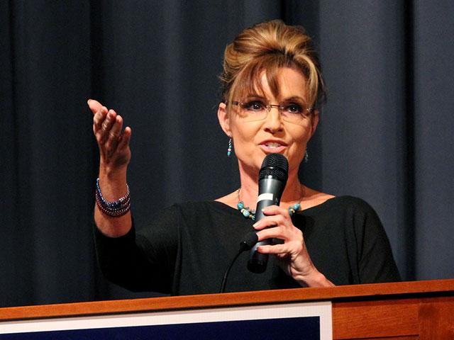 Palin Touts McDaniel As 'Reinforcement' For Cruz, Paul, Lee