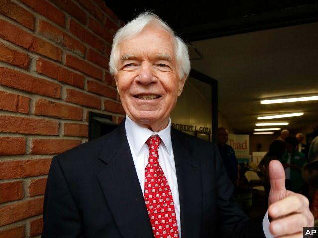 Black Democrats Tell Thad Cochran: We Own You Now