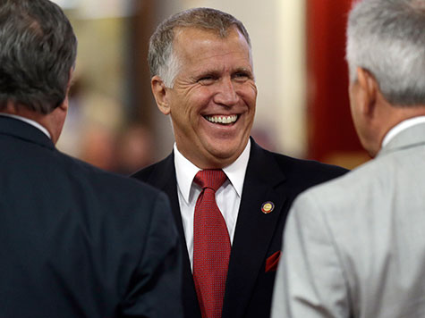 Tillis Wins, Avoids Runoff In Establishment Victory