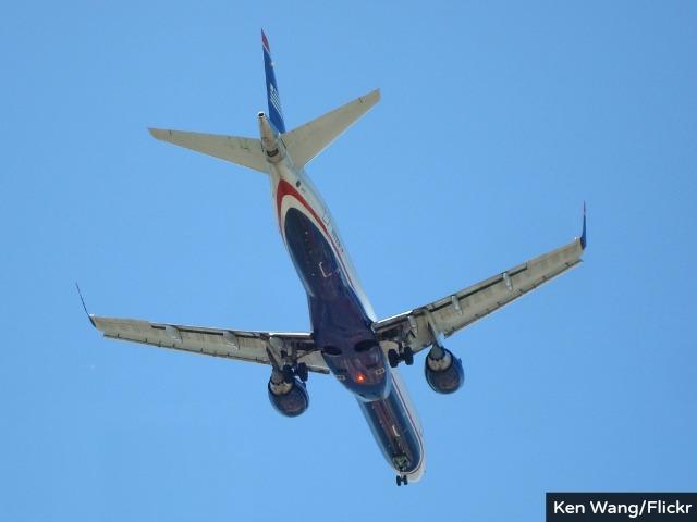 U.S. Airways Flight Makes Emergency Landing After Dog Poops in Aisle Twice