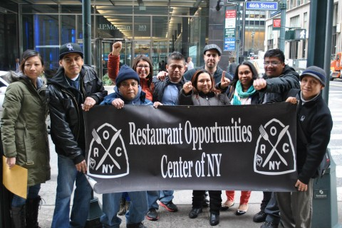 Kitchen Nightmare: Restaurant 'Alt-Labor' Groups In Bitter Civil War